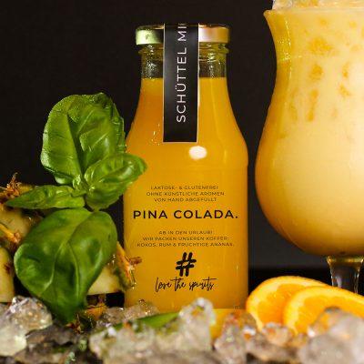 Cocktail Pina Colada - Fertige Cocktails online bestellen - Direkt vom Barkeeper abgefüllt