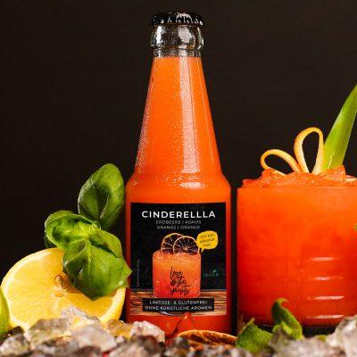 Cocktail Cinderellla - Fertige Cocktails online bestellen - Direkt vom Barkeeper abgefüllt