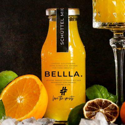 Cocktail Bellla - Fertige Cocktails online bestellen - Direkt vom Barkeeper abgefüllt