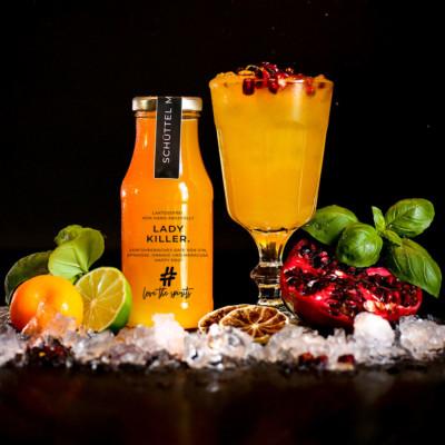 Cocktail Lady Killer - Fertige Cocktails online bestellen - Direkt vom Barkeeper abgefüllt