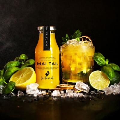 Cocktail Mai Tai - Fertige Cocktails online bestellen - Direkt vom Barkeeper abgefüllt