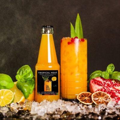 Cocktail Tropical Heat - Fertige Cocktails online bestellen - Direkt vom Barkeeper abgefüllt